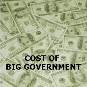 CostBigGovernment